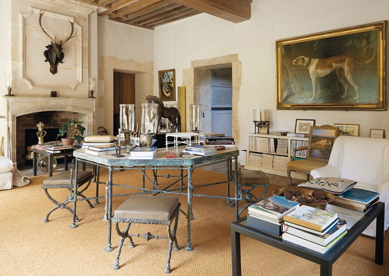 diego giacometti works from givenchy s chateau christie 39 s. Black Bedroom Furniture Sets. Home Design Ideas