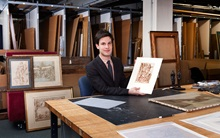 5 minutes with… A drawing with auction at Christies