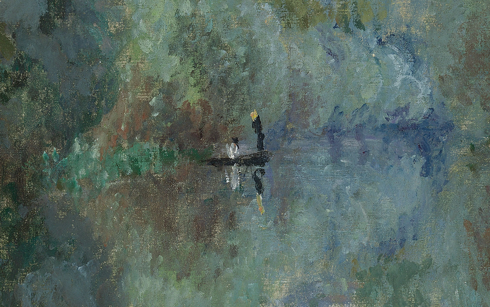Monet, Morisot, Renoir and the birth of Impressionism