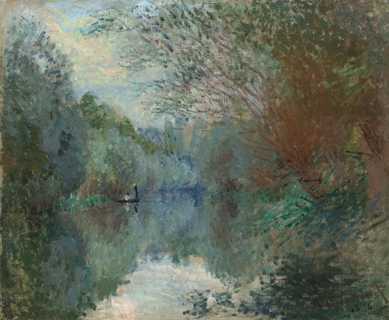 How the impressionists created a new pictorial language for Claude monet impressionist paintings