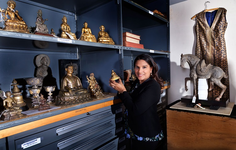 5 minutes with… A Tibetan stat auction at Christies