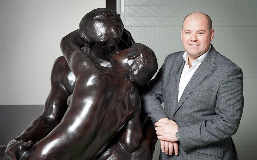 5 minutes with… Rodin's The Ki