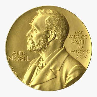 A Nobel peace prize medal. Awarded in 1982 to Alfonso Garcia Robles. 18 carat gold, 2.5 inches (66 mm) diameter. Estimate $400,000-600,000. This lot is offered in Exceptional Sale on 28 April 2017, at Christie's in New York