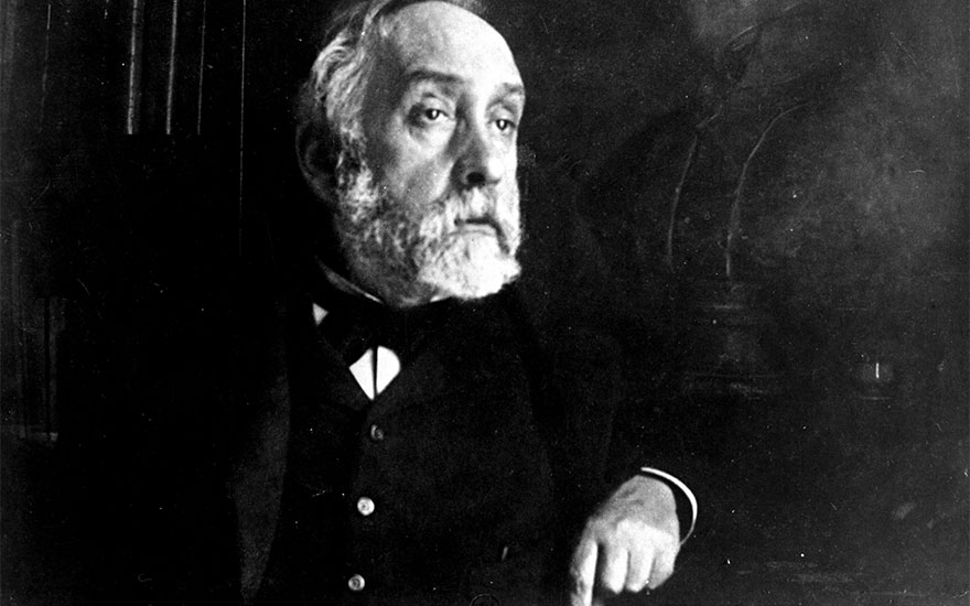 Edgar Degas. Photo Roger-Viollet  Topfoto