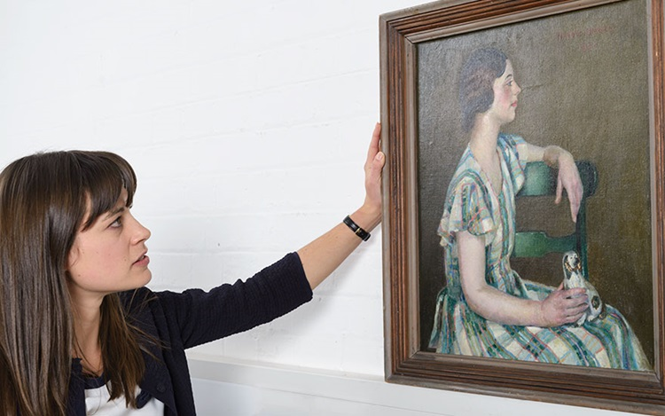 5 minutes with… A mysterious H auction at Christies