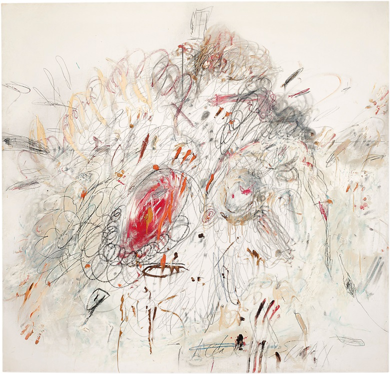 .hero-container .image-preview-container .image-previewbefore { background none!important; }  Cy Twombly, Leda and the Swan, 1962. Estimate $35,000,000-55,000,000. This work will be offered in the Post War and Contemporary Art Evening Sale on 17 May 2017 at Christie's in New York