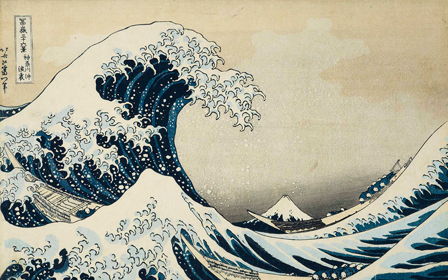 10 things to know about Hokusai