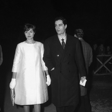 Nino and Erminia Manfredi, Rome, 1960. Foto Carlo Riccardi © Archivio Riccardi