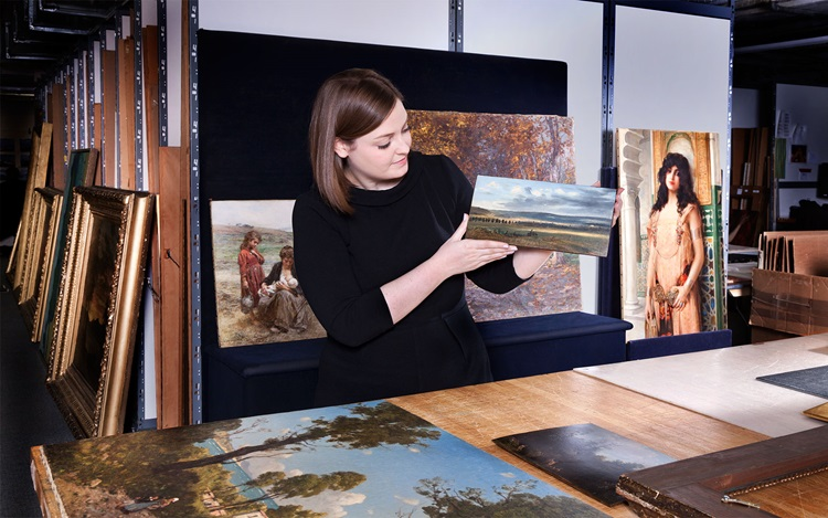 5 minutes with… A revolutiona auction at Christies