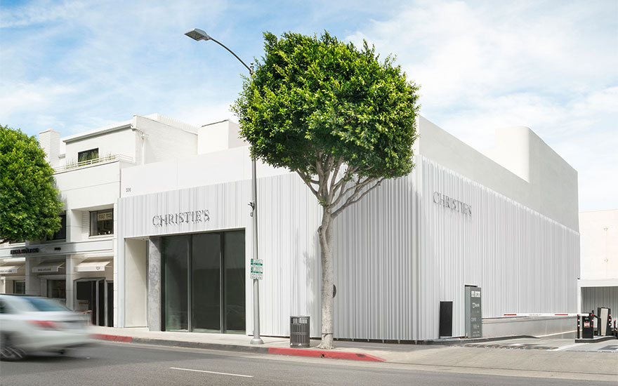 Christie's new Los Angeles flagship in Beverly Hills