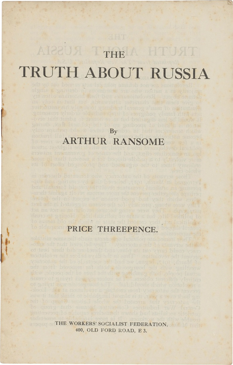 an analysis of the russian revolution at the start of 20th century Socialism and the centenary of the russian revolution: 1917-2017 3 january 2017 1 a specter is haunting world capitalism: the specter of the russian revolution.