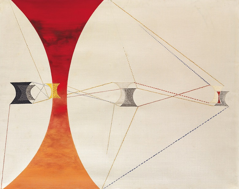 László Moholy-Nagy (1895-1946), CH 14B Variation of a Rh Picture, 1940. Oil on canvas. 30⅛ x 38 in (76.5 x 96.5 cm). This work was offered in the Impressionist and Modern Art Evening Sale on 15 May 2017 at Christie's in New York