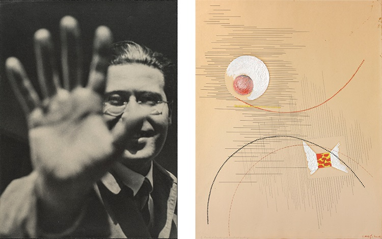 László Moholy-Nagy and the red auction at Christies