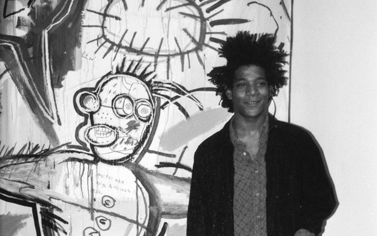 Jean-MichelBasquiat: 'His ima auction at Christies