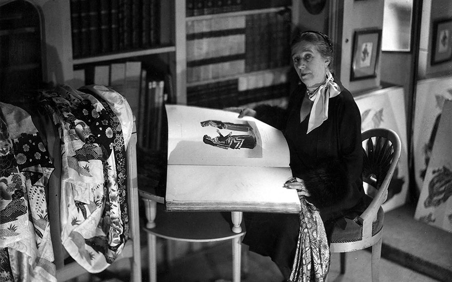 Lanvin and the man she chose t
