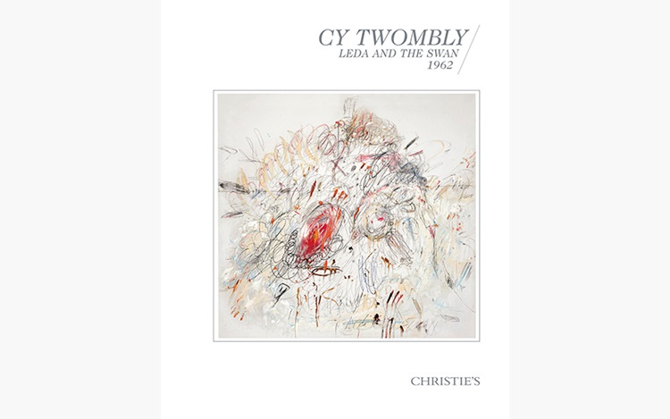 Special Publication: Cy Twombl auction at Christies