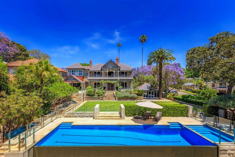 Author S Houses Luxury Living Christie S