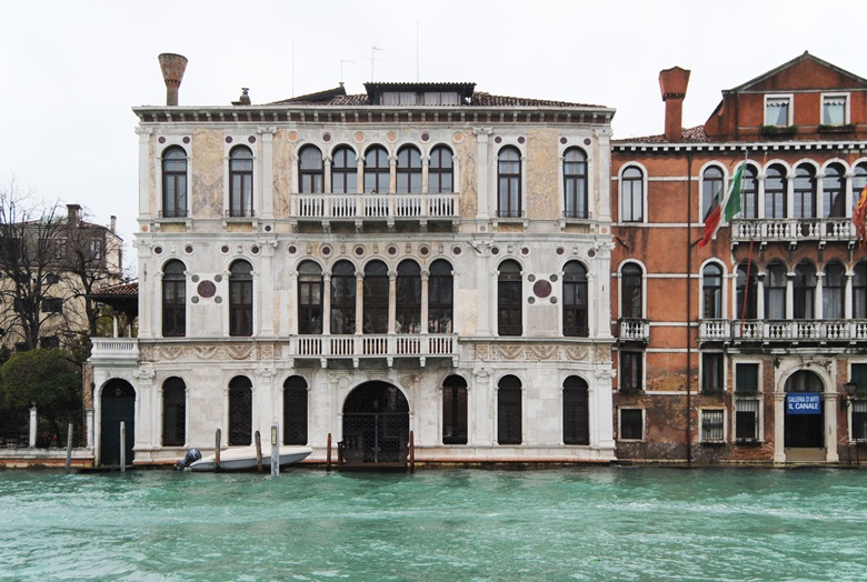 The Palazzo Contarini Polignac, where the the Future Generation Art Prize will be presented