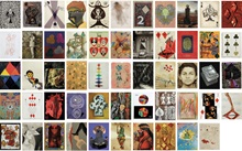 Leading the pack: A card-size auction at Christies