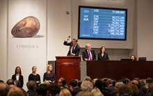 Brancusi sells for a record $5 auction at Christies