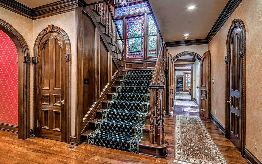Luxury Living: Stained Glass