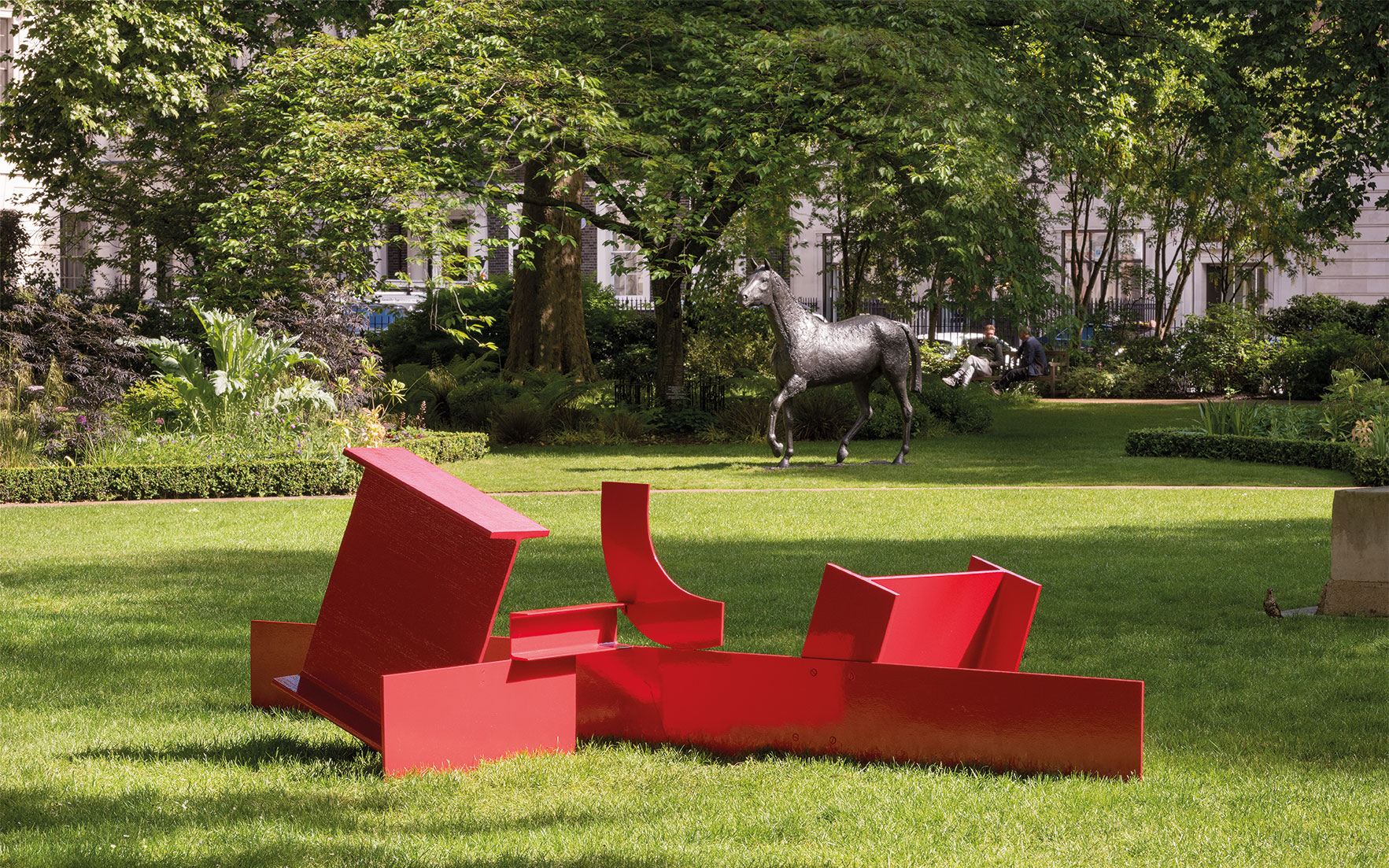 Sculpture in the Square &mdash