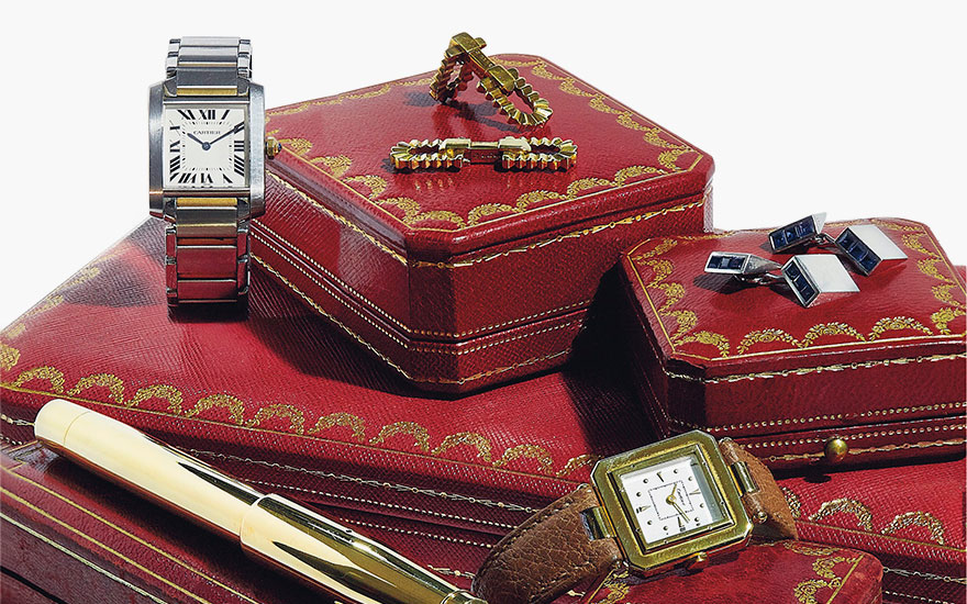 One man's 'love affair' with vintage Cartier