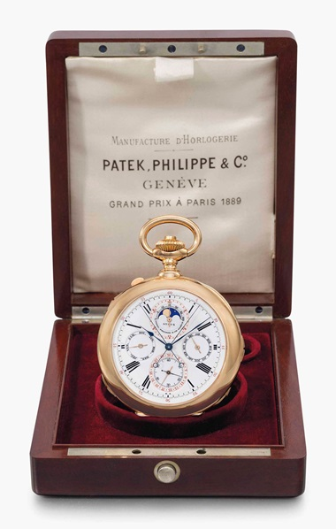 The Stephen S. Palmer Patek Philippe Grand Complication No. 97912