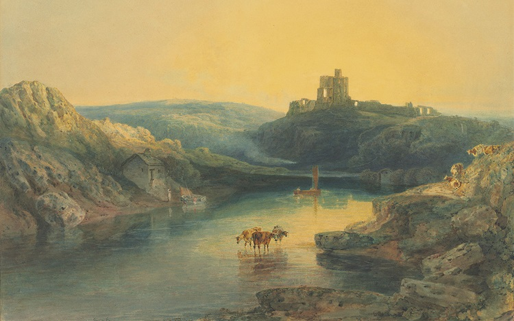 The castle that liberated Turn auction at Christies