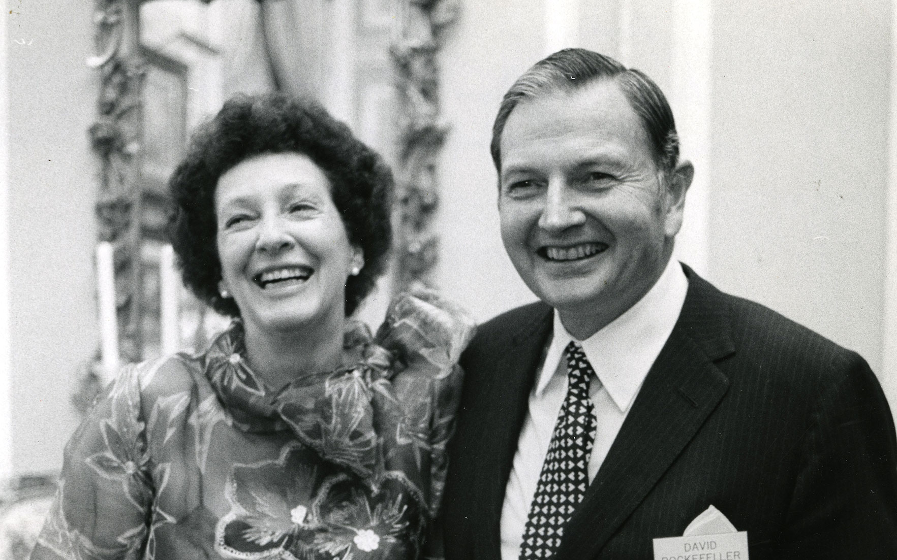 The Collection of Peggy and David Rockefeller
