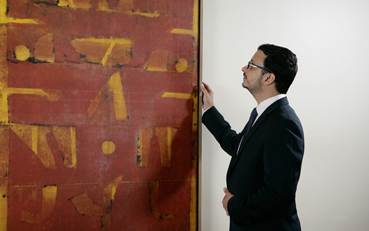 5 minutes with... A masterpiec auction at Christies
