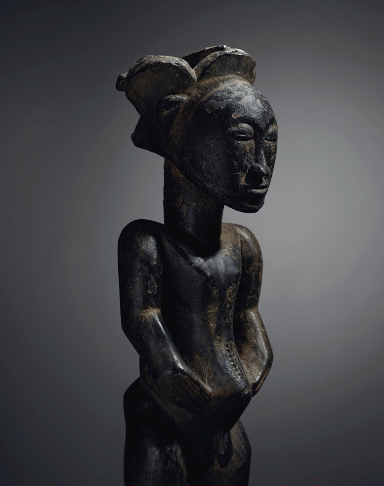 Hemba figure, Democratic Republic of Congo. Estimate €200,000-400,000