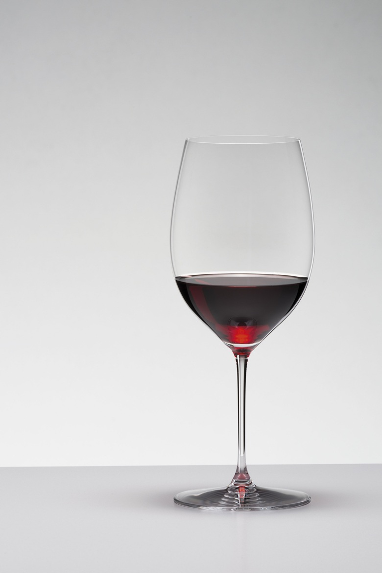 To enjoy a good claret, perhaps a St Emilion or a Pomerol, opt for something like Riedel's Veritas CabernetMerlot glass
