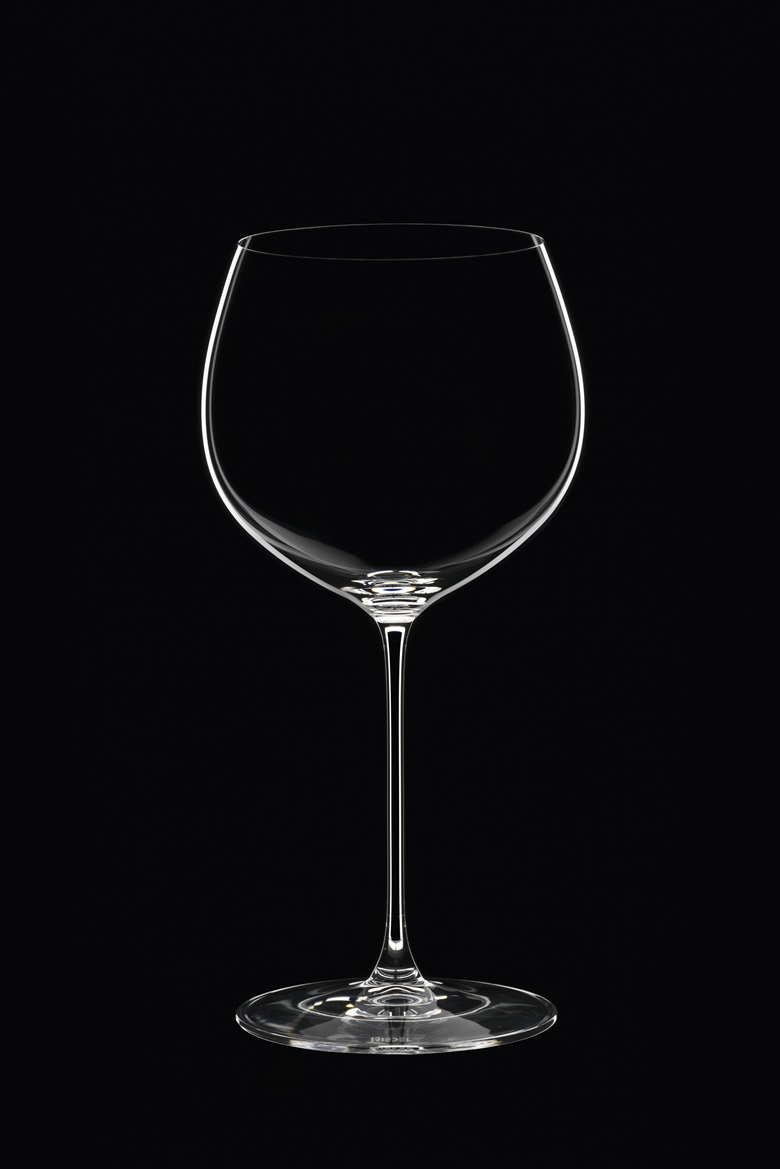 Riedel's Veritas Oaked Chardonnay wine glass glass is ideal for a Meursault, a Montrachet or a Pouilly-Fuissé