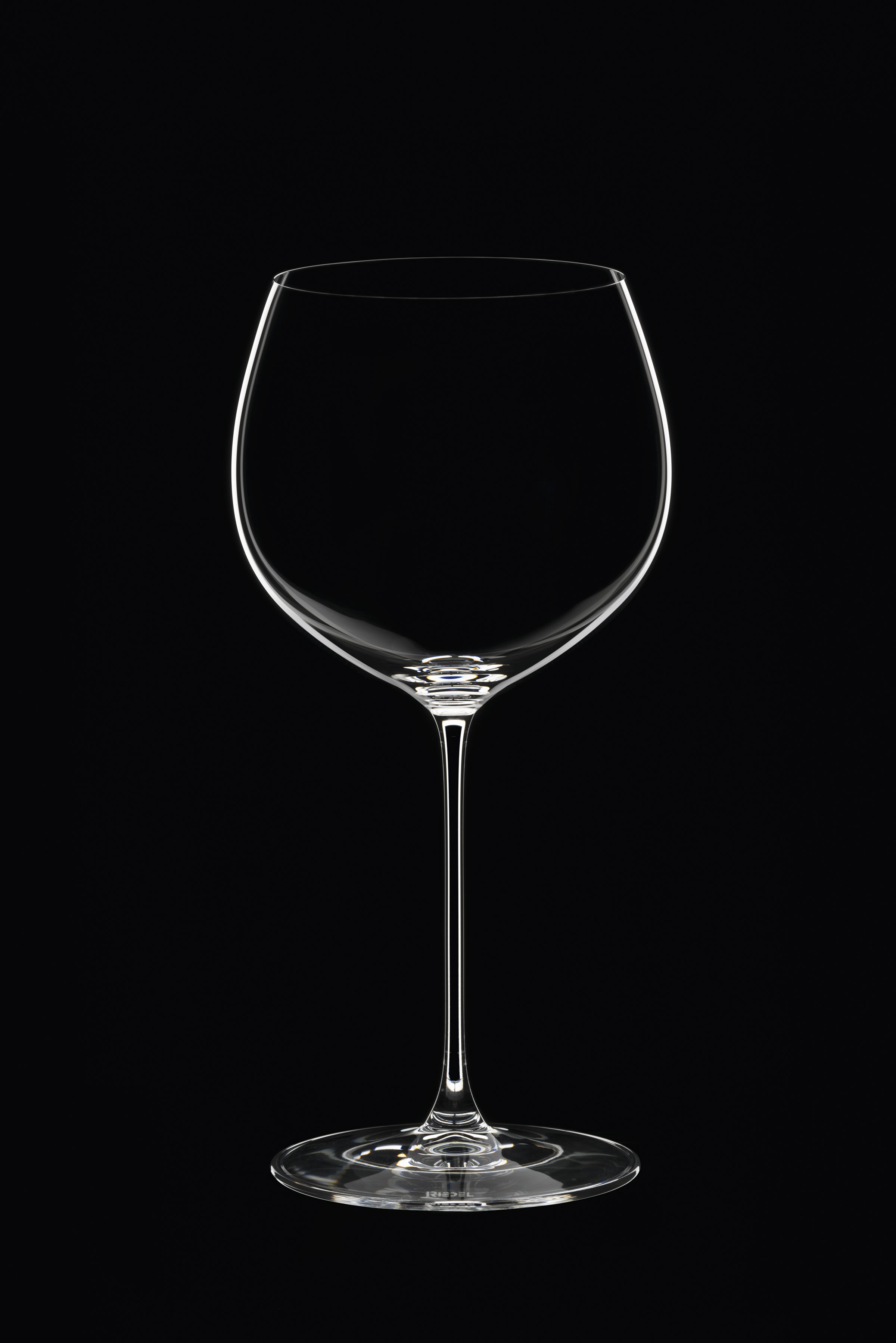 Wine Glass With Wine Part - 29: Riedelu0027s Veritas Oaked Chardonnay Wine Glass Glass Is Ideal For A  Meursault, A Montrachet Or