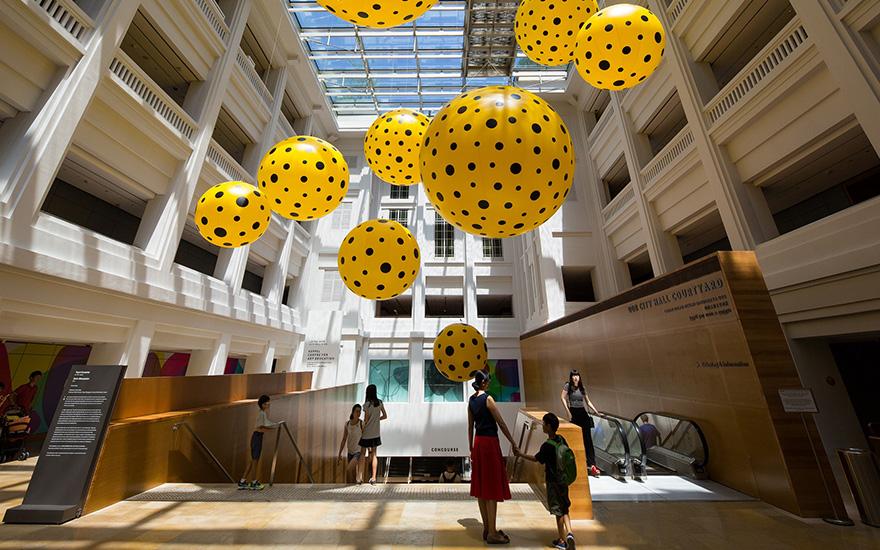 2017 下半年度全球精采艺术展览