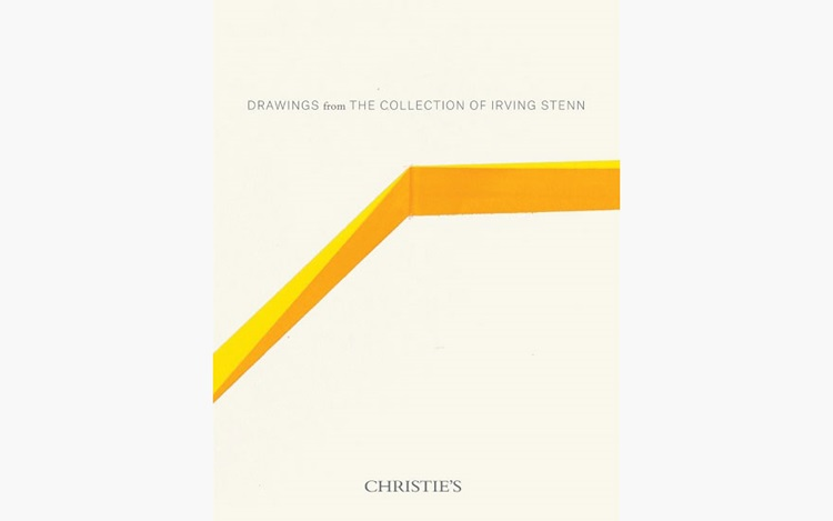 Special Publication: Drawings  auction at Christies