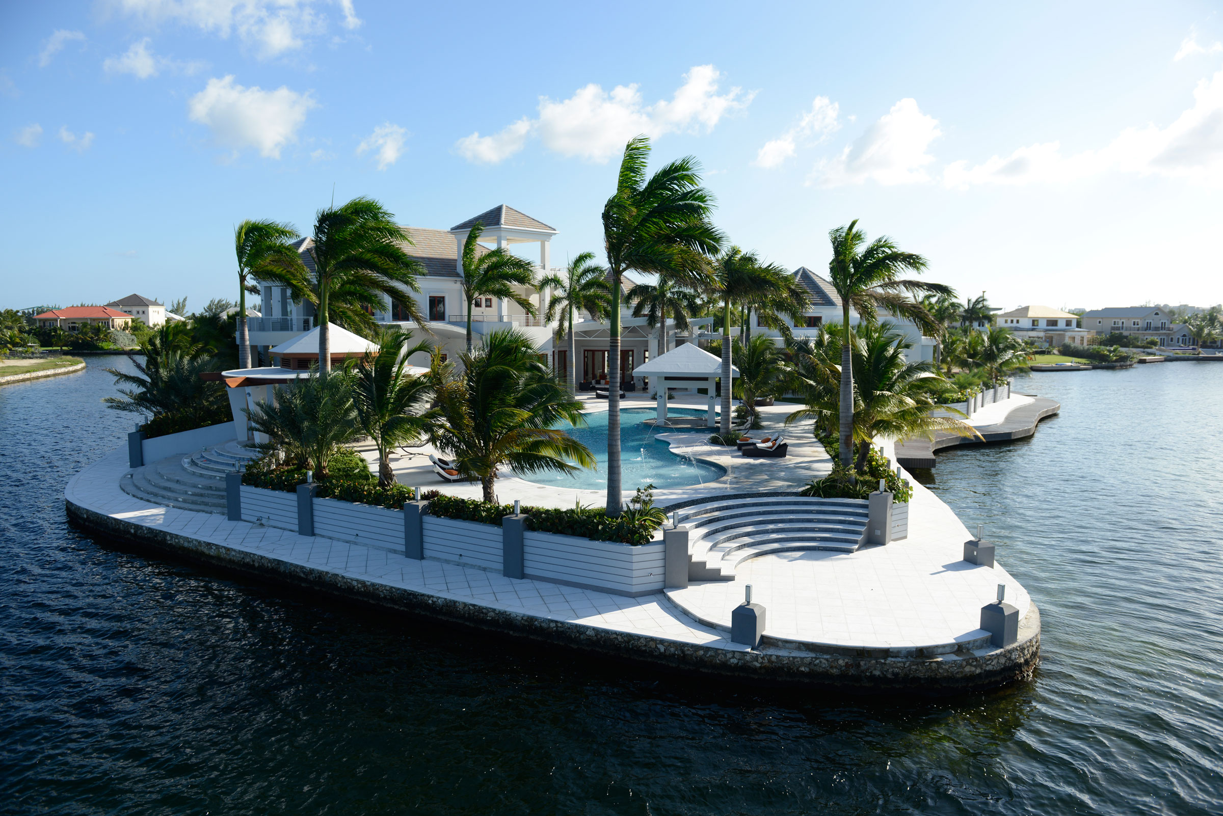Measuring An Impressive 25,000 Square Feet, The Property Has Been Designed  With A Host ...