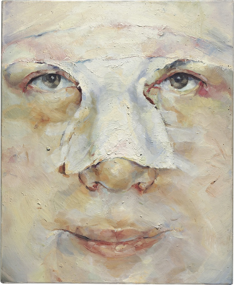 jenny saville In spite of what some might still say about the death of painting in contemporary art, this genre undeniably keeps [.