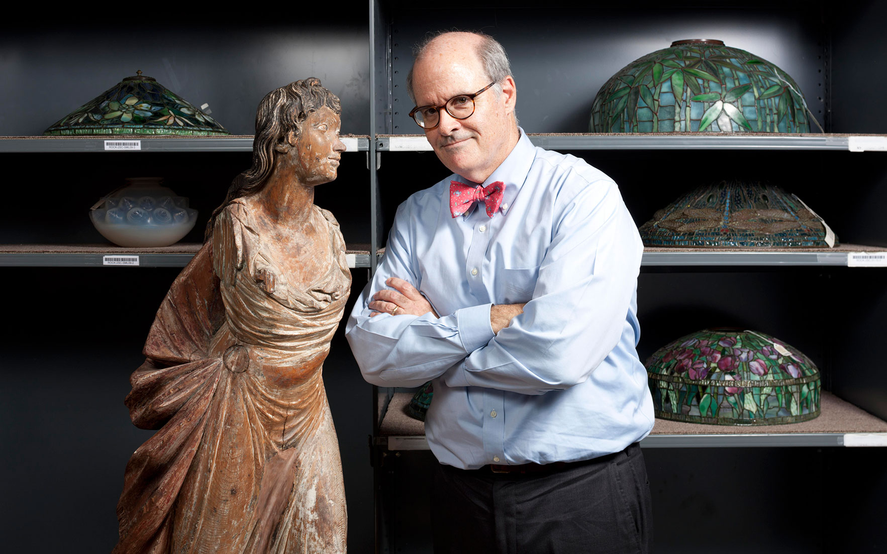 5 minutes with... An early 19th-century ship's figurehead