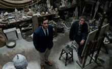 'I wanted Giacometti's studio  auction at Christies