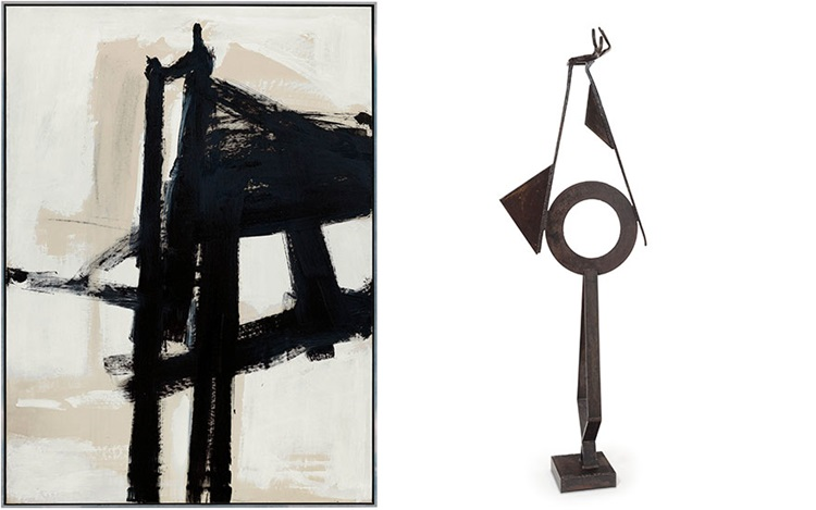 The Defining Gesture: Modern M auction at Christies