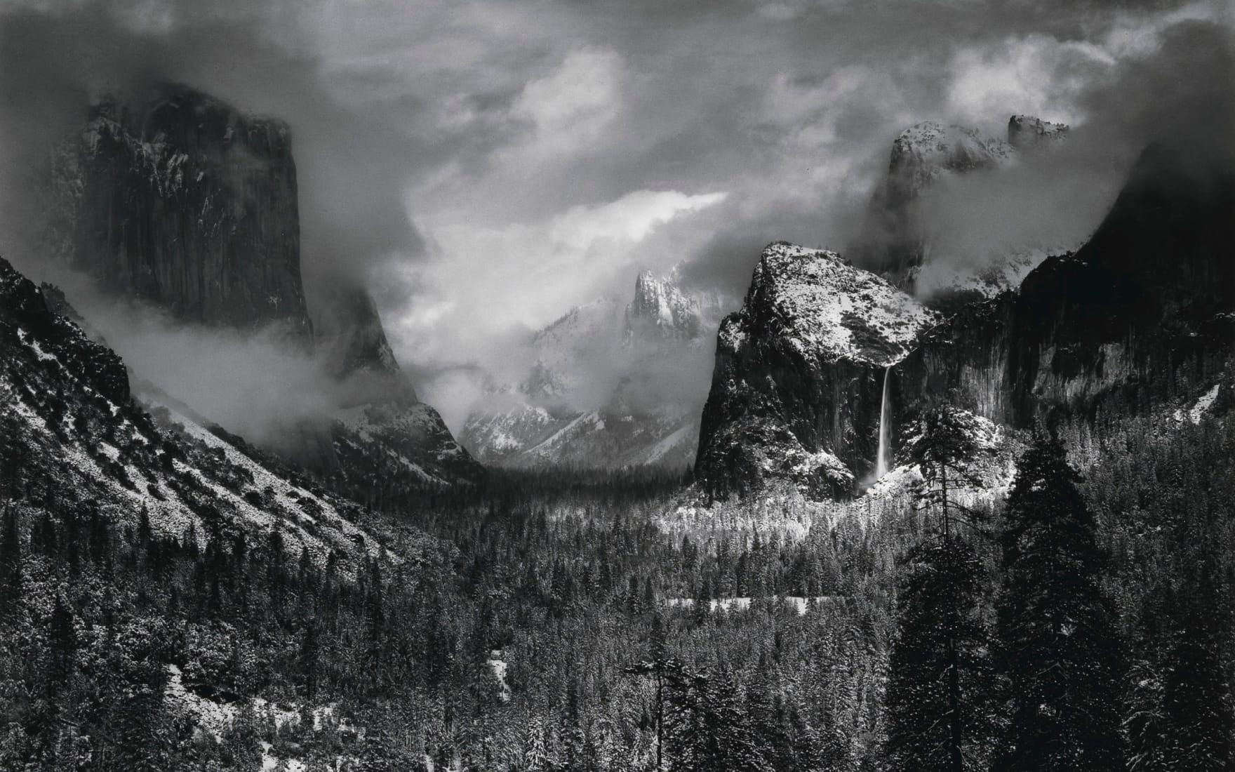 ANSEL ADAMS (1902–1984)