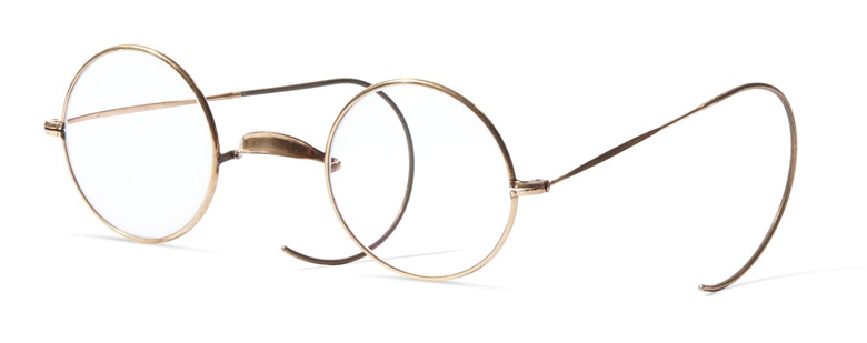 A pair of spectacles, possibly owned by Claude Monet. Estimate HK$8,000-12,000. This lot is offered in Dear Monsieur Monet on 26 November at Christie's in Hong Kong