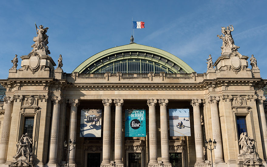 Grand Palais, Paris. © Marc Domage