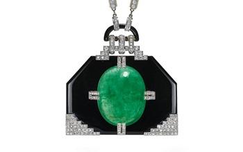 Art Deco jewellery: A revoluti auction at Christies