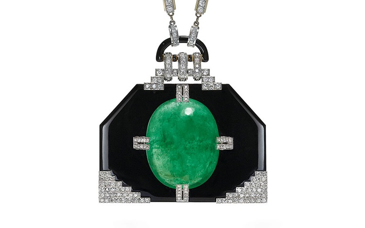 Art Deco jewellery: A revoluti auction at Christies