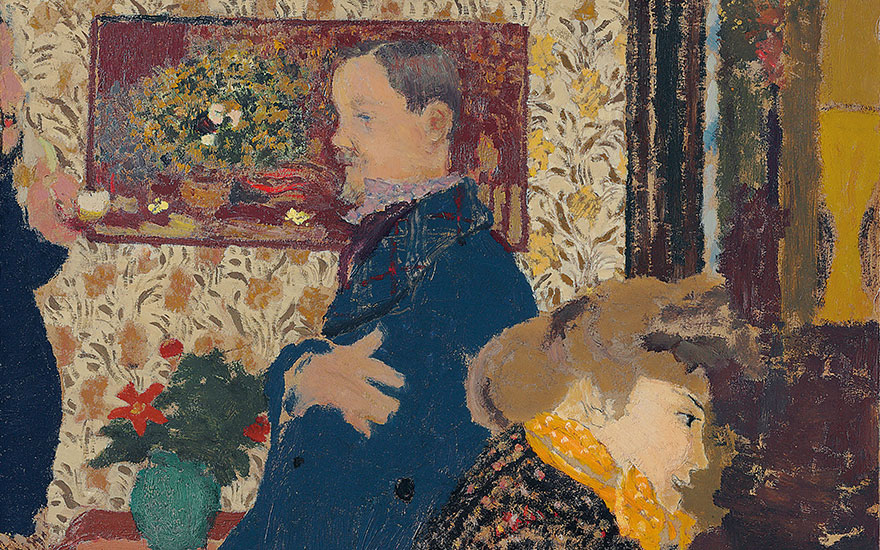'Perhaps the finest Vuillard e