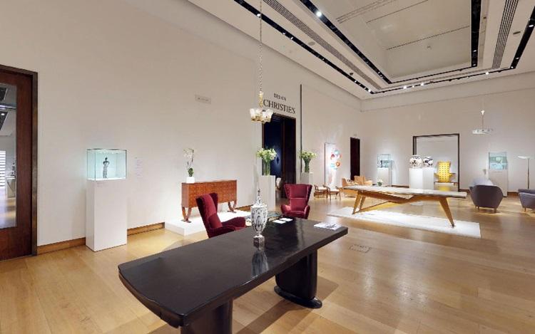 Design 2017 — An online tour auction at Christies