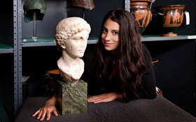 5 minutes with… A Roman marble